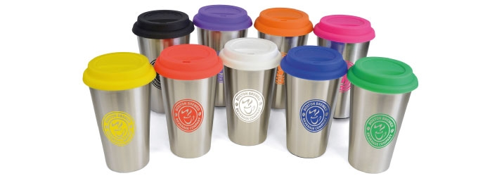 Take out travel mugs