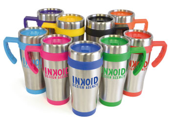 Florida colours travel mugs