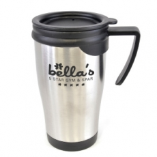 2 Day Despatch - Sedona stainless steel travel mug