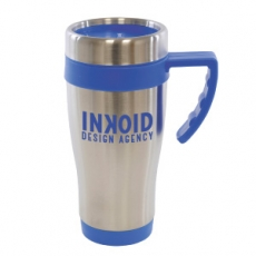 Next Day Despatch - Florida stainless steel travel mug